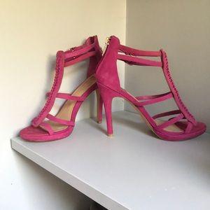 Dolce vita sandal/heels
